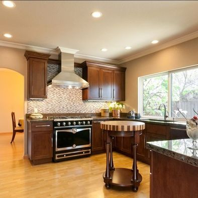 Spaces Kitchen Wall Colors With Cherry Cabinets Design Pictures Best Quality Kitchen Cabinets San Francisco Design Ideas