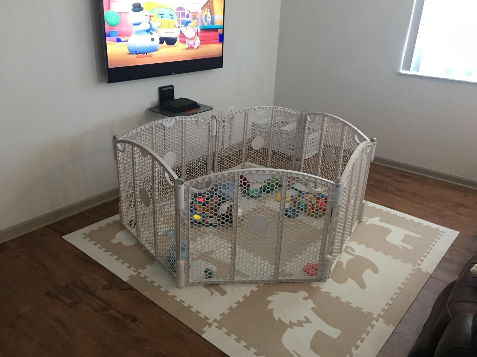 Amazon Review So impressed, but baby jail over and order