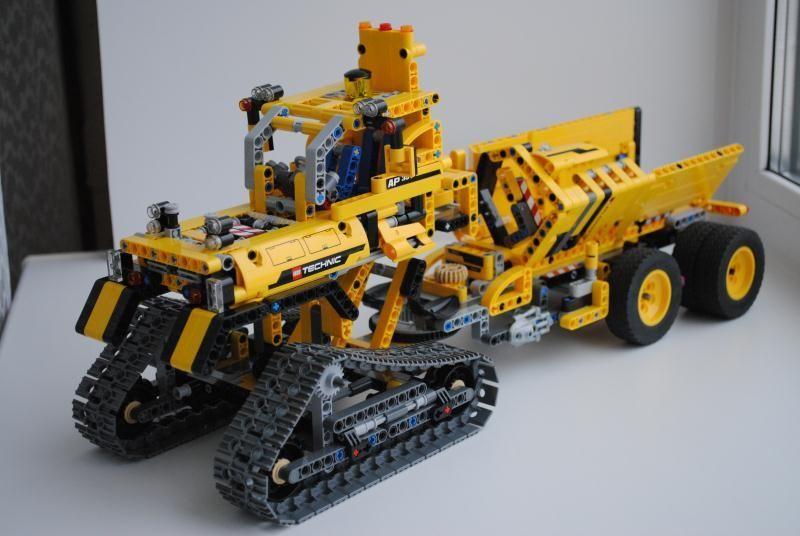 LEGO.com - LEGO TECHNIC - Startseite - Galerie - Details zur ...