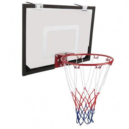 776a35201d9 Yosoo Indoor Mini Basketball System Backboard Hoop Kit Door Wall Mounted  Kids Toy Set