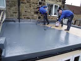Grp Installation Fibreglass Roof Roof Construction Roof Skylight