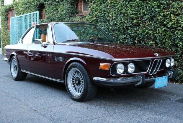 Mild Restomod Malaga 5 Speed 1974 Bmw 3 0 Cs Bmw Bmw E9