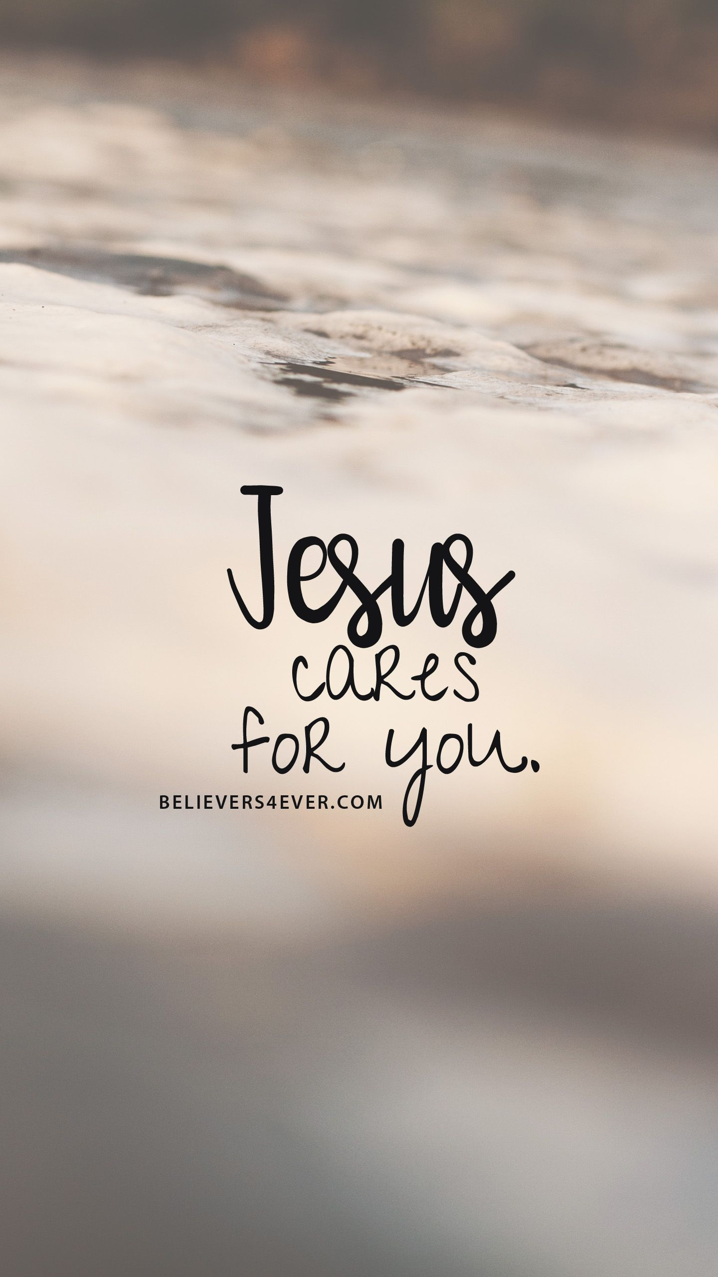 Jesus Cares For You Amazing God Bible Verses Christian Quotes