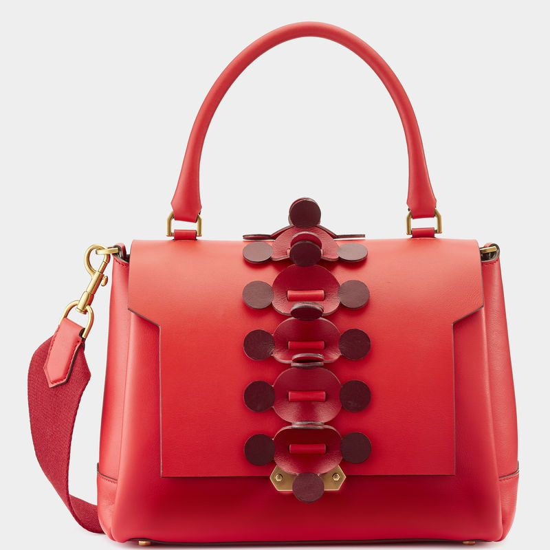 Apex Small Bathurst tote - Red Anya Hindmarch xklKUW6