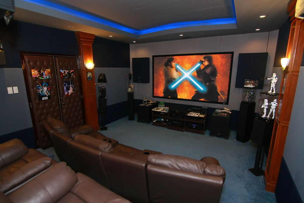 Pchins Home Theater Gallery