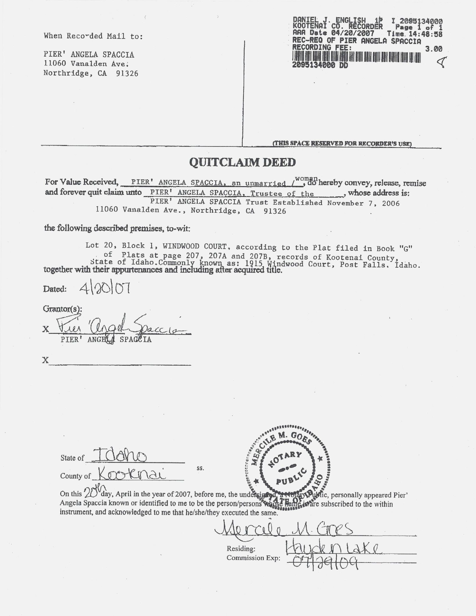 Quit Claim Deed Form California Sample 2 Thoughts You Have As Quit Claim Deed Form Californi Monthly Budget Template Excel Budget Template Quitclaim Deed