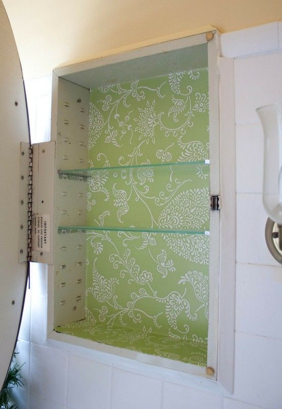 Use It On The Back Of A Medicine Cabinet For 365 Days Of Chic Storage Diy Home Decor Decor Inside Decor