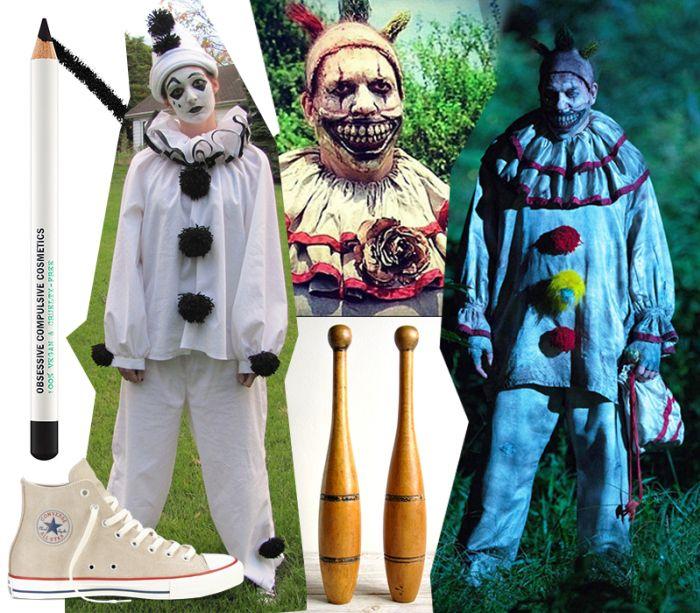 twisty the clown - american horror story freak show halloween costume ideas  sc 1 st  Pinterest & twisty the clown - american horror story freak show halloween ...