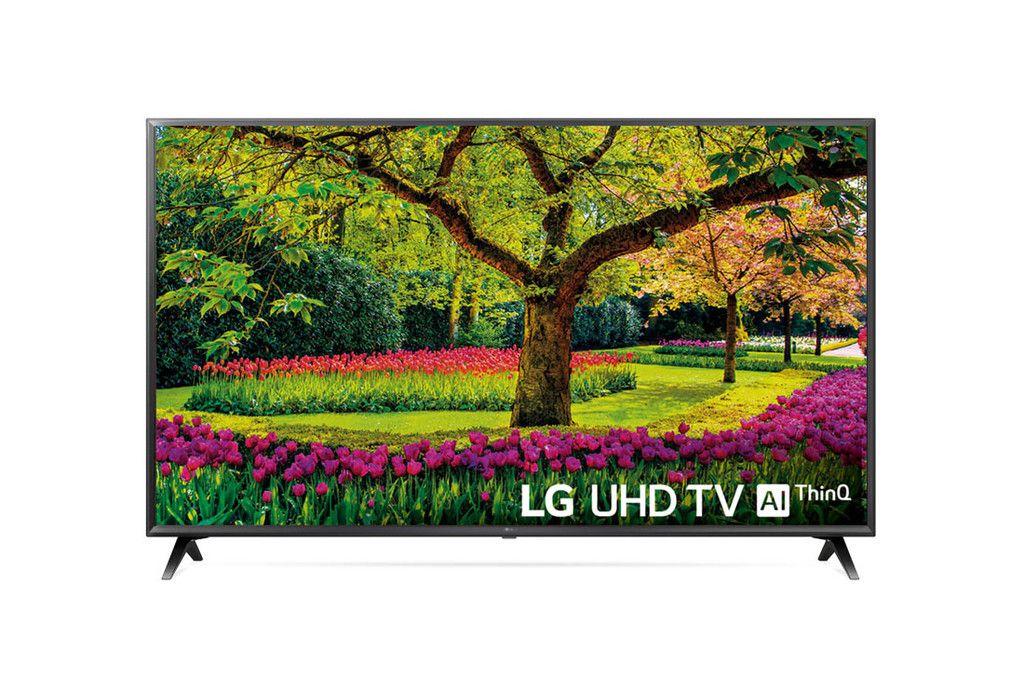 Smart Tv Lg 4k De 43 Pulgadas Compatible Con Google Assistant Por