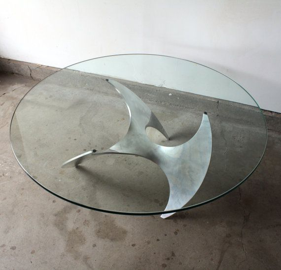 Knut Hesterberg Cocktail Table by manlyvintage on Etsy, $1395.00