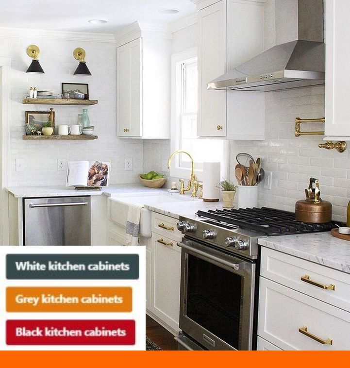 Kitchen Design Philippines Picture: Painted Kitchen Cabinets, DIY And Kitchen Cabinet Design