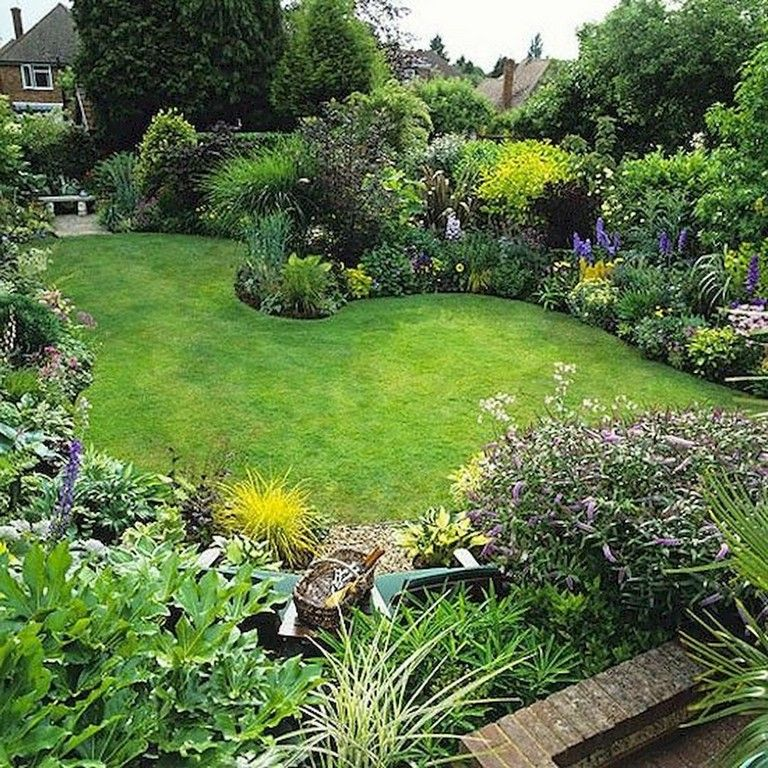 14 Amazing Small Cottage Garden Design Ideas For Backyard