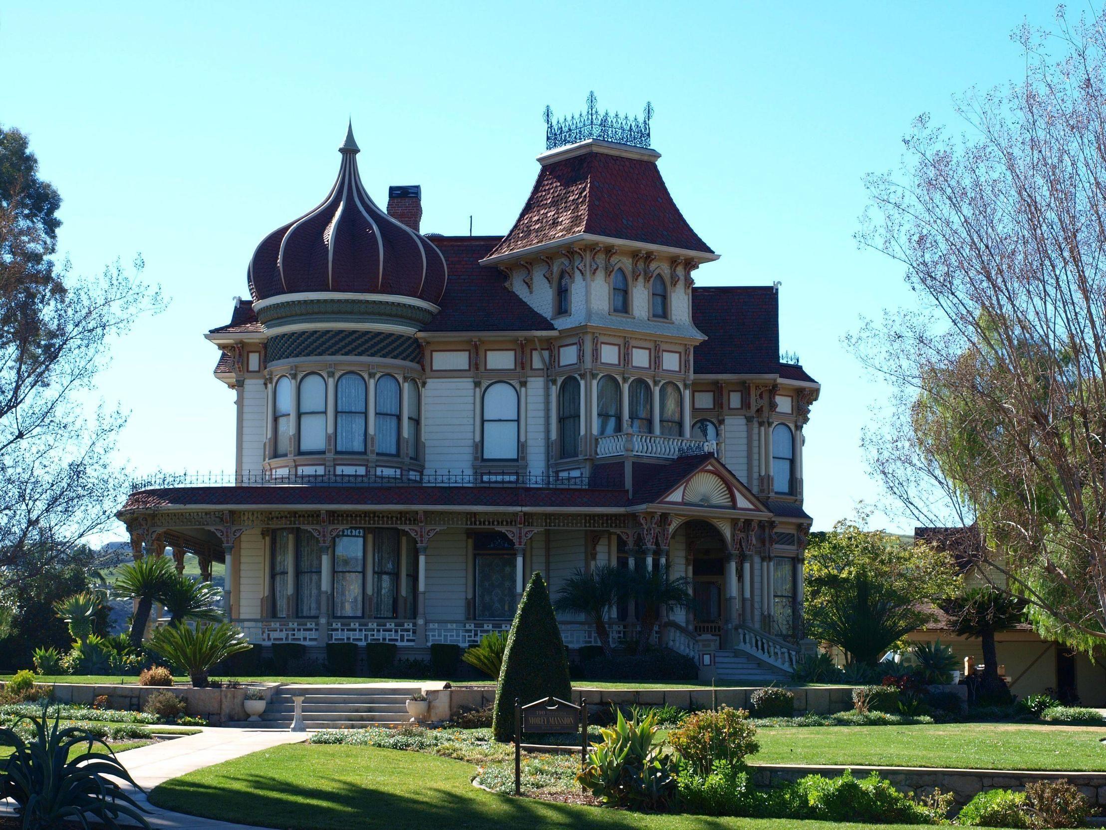 Morey Mansion, Redlands CA