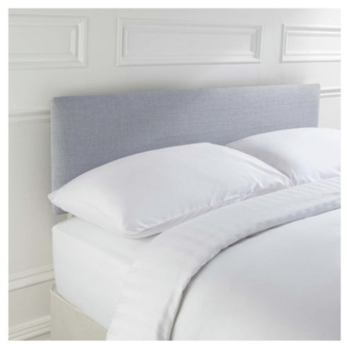 Seetall Padstow Headboard Linen Effect Light Grey Double From Our Headboards Range At Tesco Direct We Stock A Great Of Products
