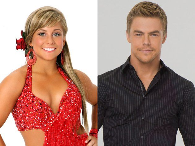 """""""Dancing with the Stars: All-Stars"""" Couples Announced: Shawn Johnson & Derek Hough"""