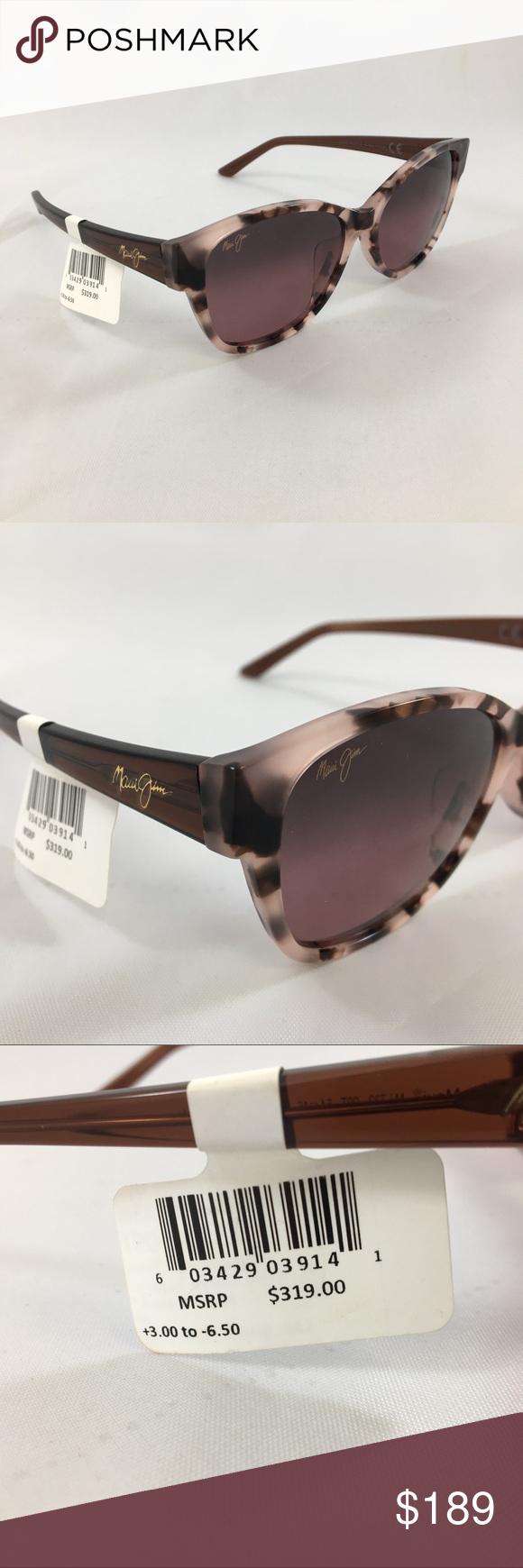 """ab2b0e845923 MAUI JIM Women's Sunglasses Polarized Summer Time MAUI JIM Women's  Sunglasses Polarized """"Summer Time"""""""