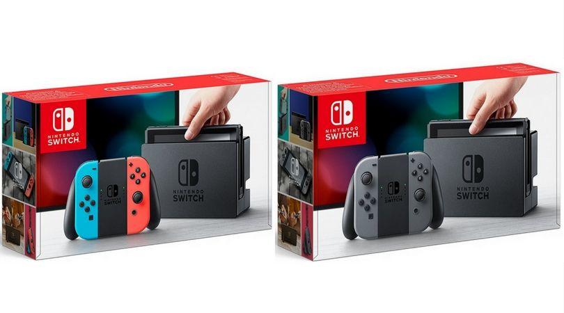 Vorbestellen Nintendo Switch In 2 Varianten Fur 32999 Nintendo Switch Nintendo Electronic Products