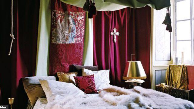 Mettre de la couleur dans une chambre du0027adulte - Quelle Couleur Mettre Dans Une Chambre