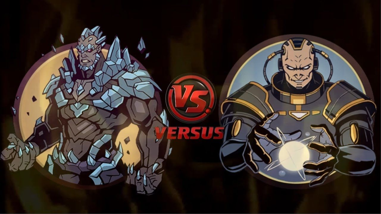 Shadow Fight 2 Hack Megalith Vs Titan Final Boss Hack Shadow