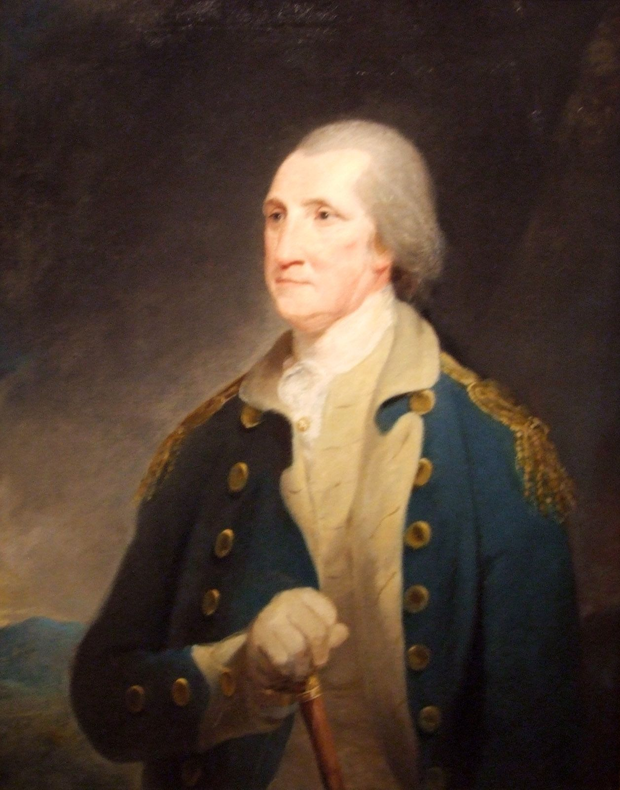 Washington, by Robert Edge Pine