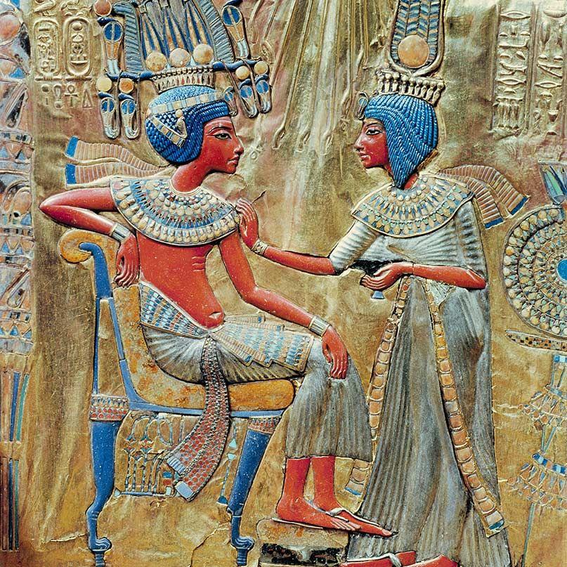 Tutanchamun Das Alte Agypten Tutanchamun Agyptische Kunst Antike Agyptische Kunst
