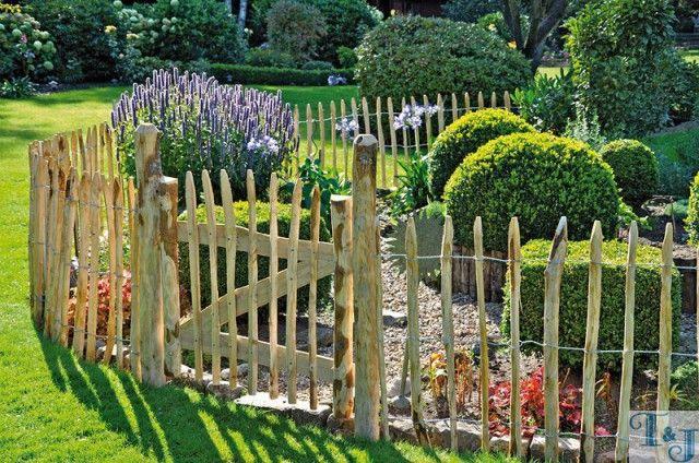 Zäune Und Tore, Zaun