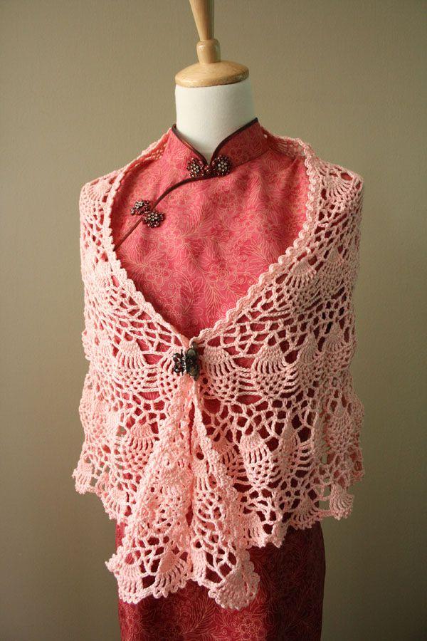 Crochet+Shawls+Patterns+Free+Only Phoenix Cheongsams ...