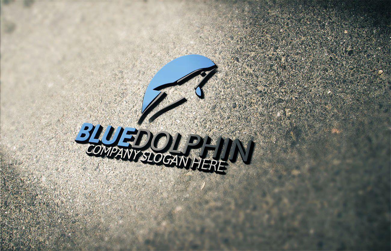 Dolphin Logo Dolphin logo, Real estate logo design, Logos