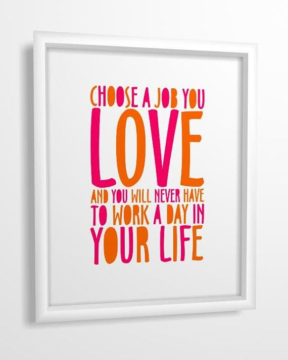 The Career Choice Is Yours Words Quotes Career Quotes