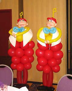 Decoracion globos alicia en el pa s de las maravillas for Decoracion xv anos alicia pais maravillas