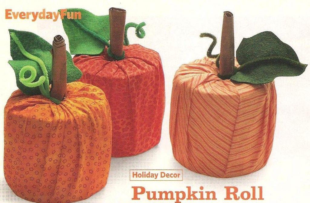 Pumpkin TP Rolls