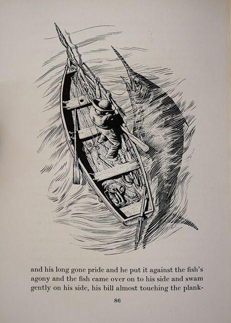 Hemingway Fishing Quotes : hemingway, fishing, quotes, Claridge, Tattoo,, Things