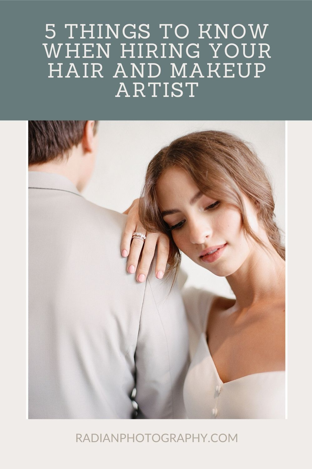 Hire the Perfect Wedding Hair and Makeup Artist
