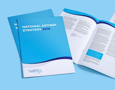 National Asthma Strategy 2018 Brochures Pinterest Asthma And
