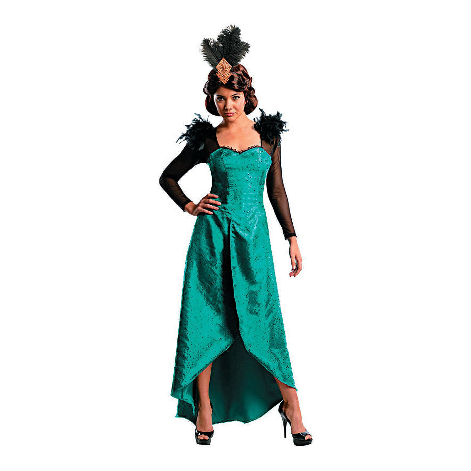 Oz Evanora Costume For Women - OrientalTrading.com  sc 1 st  Pinterest : narnia costumes for adults  - Germanpascual.Com
