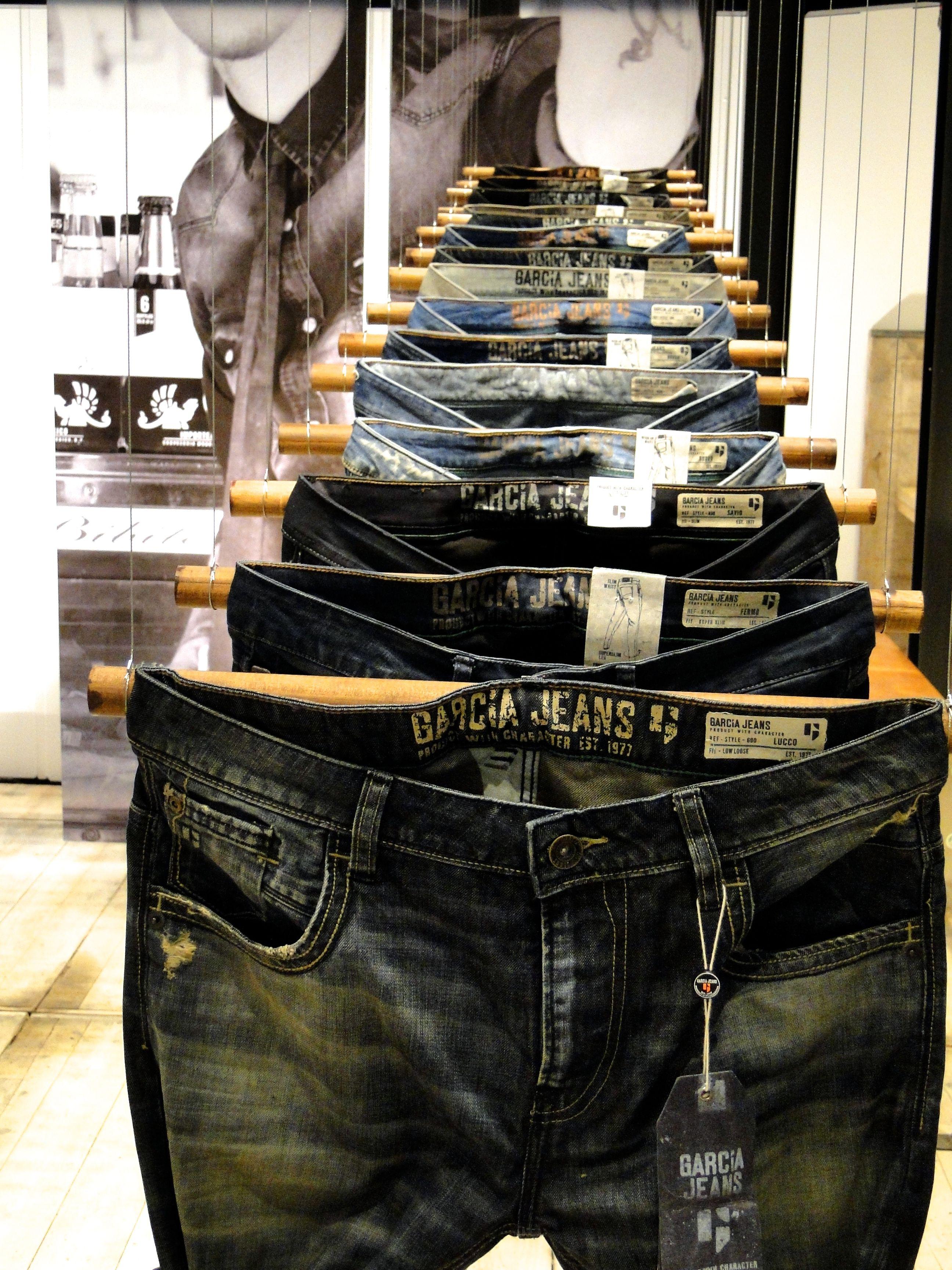 Garcia jeans retail design interior design booth fair ciff copenhagen concept design production installation visual merchandising denim
