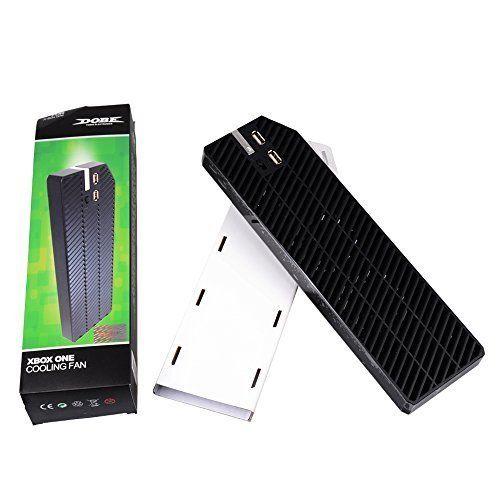 Dobe Xbox One Usb Cooling Fan Plug In External Cooler Fan Console