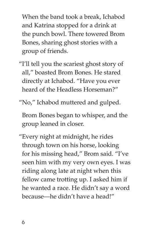 The Legend of Sleepy Hollow | Kids A-Z