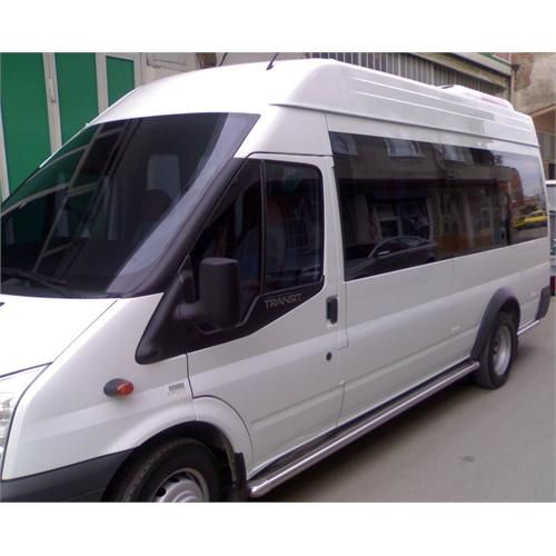 Ford Transit - Commercial Vehicles Glass And Sliding Windows