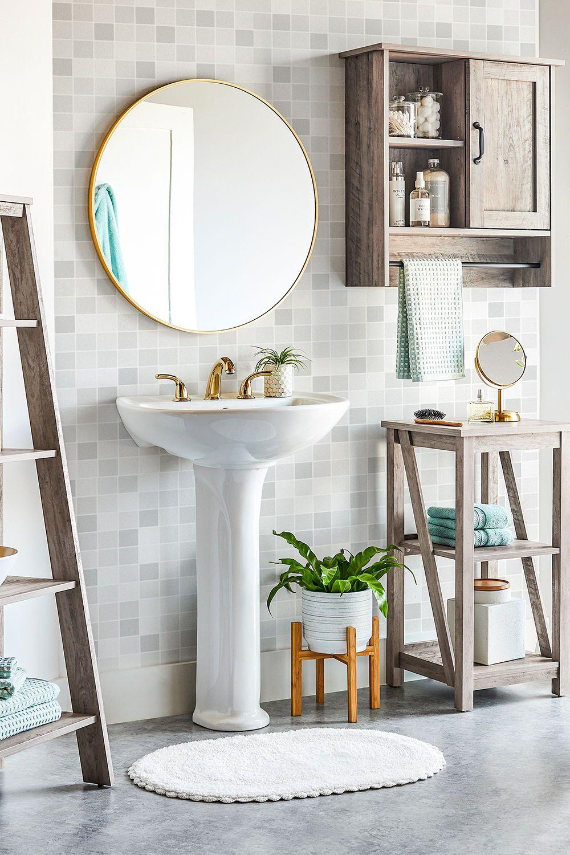 Better homes gardens modern farmhouse bathroom floor