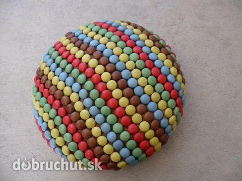 Lentilková torta