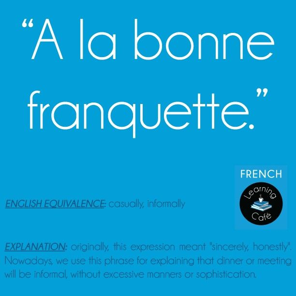 French lesson  For audio pronunciation, go to Google