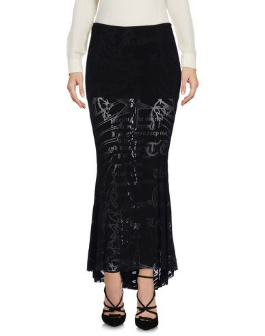 JOHN RICHMOND Women's 3/4 length skirt Black 4 US
