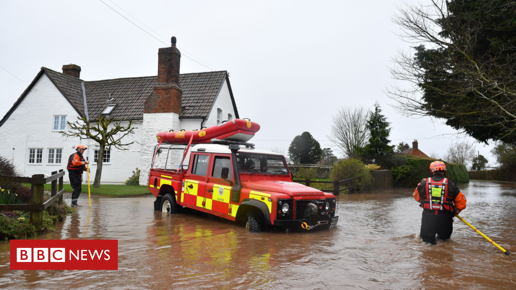 Climate change Future floods will delay emergency