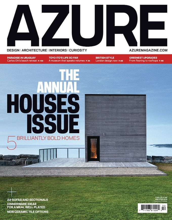 7 AZURE MAGAZINE Top 10 Best Architecture Magazines for