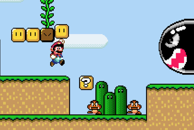 14 Totally Free Things On The Internet Everyone Should Take Advantage Of Super Mario World Super Mario Classic Video Games