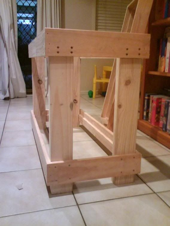 My diy stand and hood pinteres for Building a fish tank stand