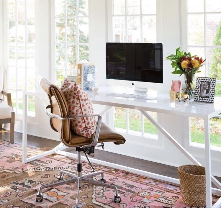 Office, office space, office design, desk Offices in 2018 Home