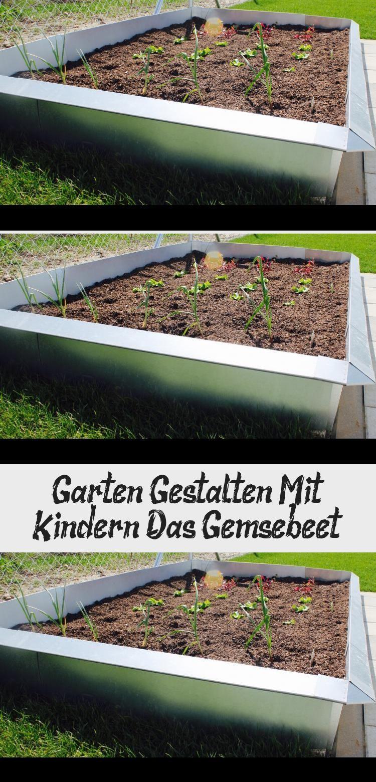 Gemusebeet Anlegen Fur Kinder Gartnern Mit Kindern Macht Spass Und Wenn Man Sein Eigenes Gemuse Ziehen Kann Schmeck Gardening For Kids Love Garden Garden Beds