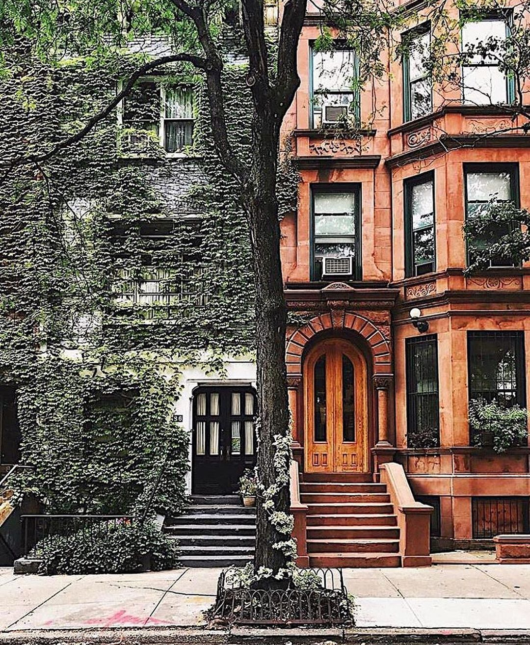 New York Apartments Outside: Brooklyn, New York : Brooklyn With Spectacular Homes In